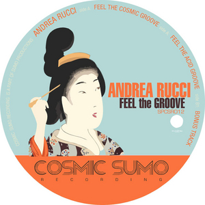 RUCCI, Andrea - Feel The Groove