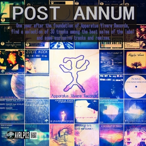 VARIOUS - Post Annum