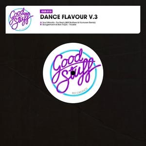 SOUL MINORITY/BOOGIEMANN/STAN TROPIC - Dance Flavour V3