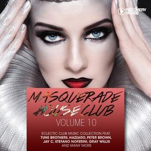 VARIOUS - Masquerade House Club Vol 10