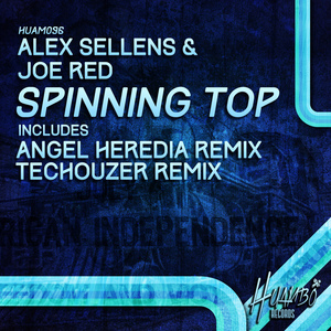 SELLENS, Alex/JOE RED - Spinning Top