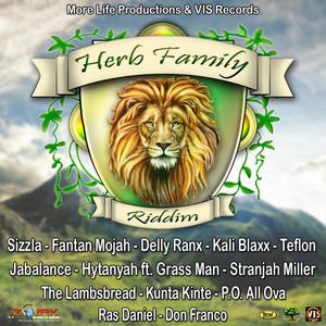 VARIOUS - Herb Family Riddim