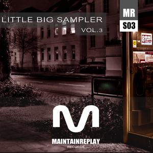 DJ IRAN MORENO/TEO BROTHERS/EZEQUIEL ASENCIO/PHF - Little Big Sampler Vol 3