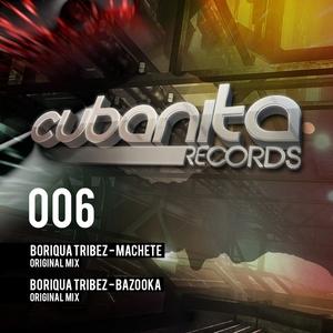 BORIQUA TRIBEZ - Machete/Bazooka