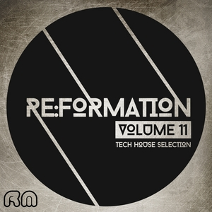 VARIOUS - Re: Formation Vol 11 (Tech House Selection)