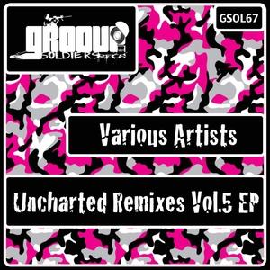 FIGURA, The/MARK REY/REX/DJ ASKW - Uncharted Remixes Vol 5 EP