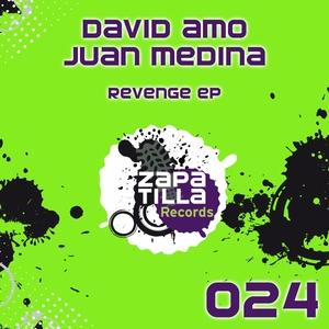 MEDINA, Juan/DAVID AMO - Revenge EP