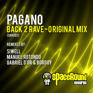 PAGANO - Back To Rave