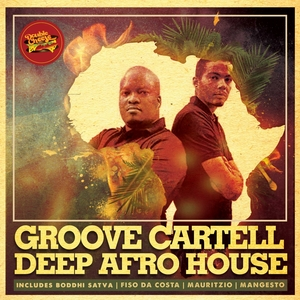VARIOUS - Deep Afro House (Groove Cartell Presents)