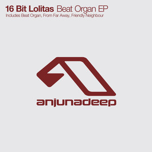 16BL - Beat Organ EP
