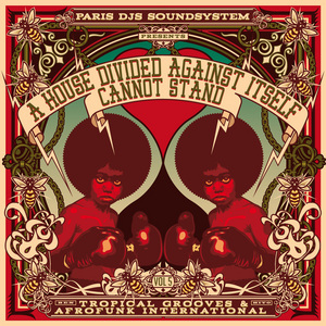PARIS DJS SOUNDSYSTEM/VARIOUS - A House Divided Against Itself Cannot Stand: Tropical Grooves & Afrofunk International Vol 5