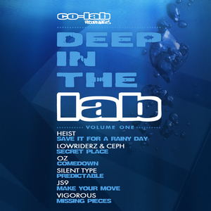 VARIOUS - Deep In The Lab Volume 1