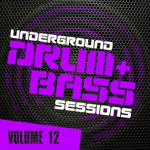 VARIOUS - Underground Drum & Bass Sessions Vol 12