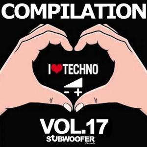 VARIOUS - I Love Techno Greatest Hits Vol 17