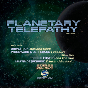DRIVETRAIN/WOODWARD/RENNIE FOSTER/MATTIMOE PERRINE - Planetary Telepathy