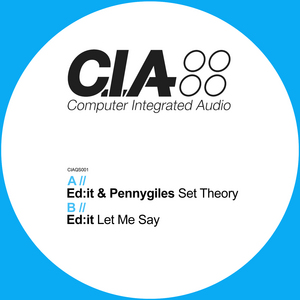 EDIT & PENNYGILES - Set Theory/Let Me Say