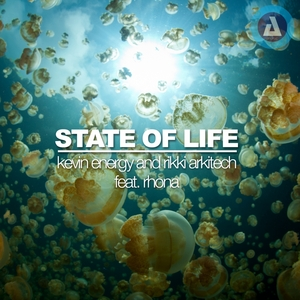 ENERGY, Kevin/RIKKI ARKITECH feat RHONA - State Of Life