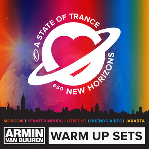 VARIOUS - A State Of Trance 650 (Armin Van Buuren - Warm Up Sets)