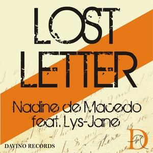 DE MACEDO, Nadine - Lost Letter