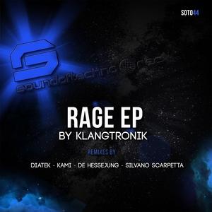 KLANGTRONIK - Rage EP