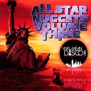 VARIOUS - WE MEAN DISCO!! Allstar Nuggets Volume 3