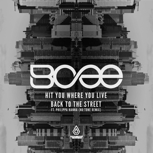 BCEE - Hit You Where You Live/Back To The Street