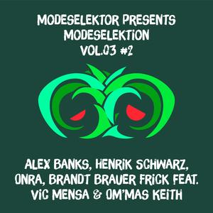 BANKS, Alex/ONRA/HENRIK SCHWARZ/BRANDT BRAUER FRICK - Modeselektion Vol 03 #2