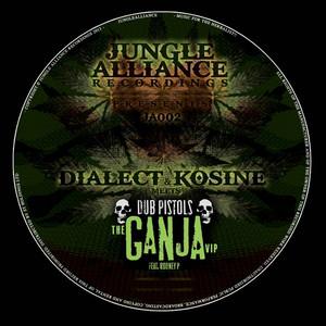 DIALECT/KOSINE/DUB PISTOLS feat RODNEY P - The Ganja VIP