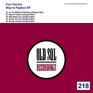 KARDOS, Paul - Way To Paphos EP