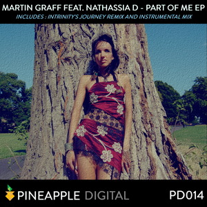GRAFF, Martin feat NATHASSIA D - Part Of Me