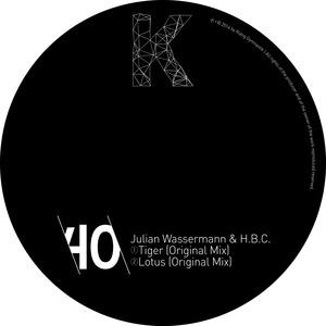 WASSERMANN, Julian/HBC - Lotus Tiger