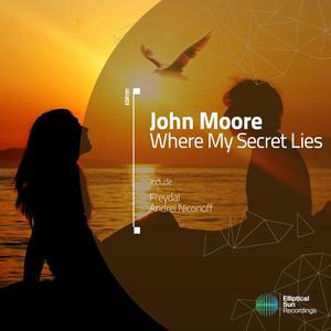 MOORE, John - Where My Secret Lies