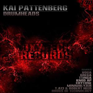 PATTENBERG, Kai - Drumheads (remixes)