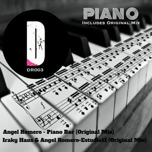 ROMERO, Angel/IRAKY HANS - Piano