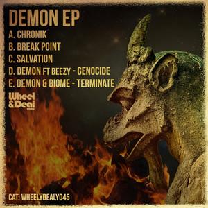 DEMON - Demon EP