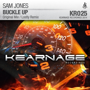 JONES, Sam - Buckle Up