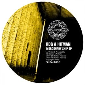 RDG/HITMAN - Mercenary Ship