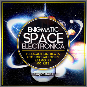 SINGOMAKERS - Enigmatic Space Electronica (Sample Pack WAV/APPLE/LIVE)