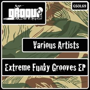 REY, Mark/DJ BRUTEC/SAMUEL FDEZ/JOHAN AMC/DAVID GARCIA SPAIN - Extreme Funky Grooves EP