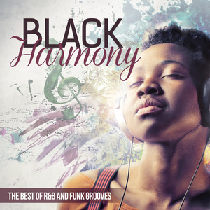 VARIOUS - BLACK HARMONY The Best Of R&B And Funk Grooves