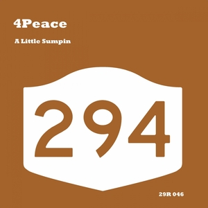 4PEACE - A Little Sumpin