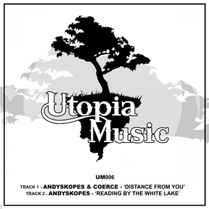ANDYSKOPES feat COERCE - Distance From You
