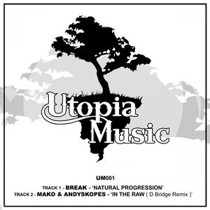 BREAK/MAKO & ANDYSKOPES - Natural Progression