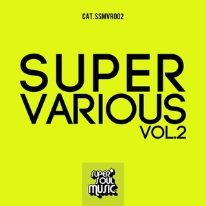 VARIOUS - Super Various Vol  2