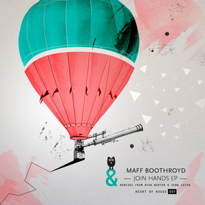 BOOTHROYD, Maff - Join Hands EP