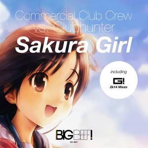 COMMERCIAL CLUB CREW vs CLUBHUNTER - Sakura Girl