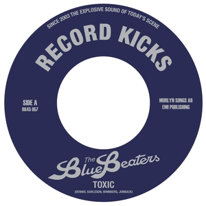 BLUEBEATERS, The - Toxic/Catch That Teardrop