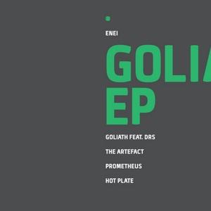 ENEI feat DRS - Goliath EP