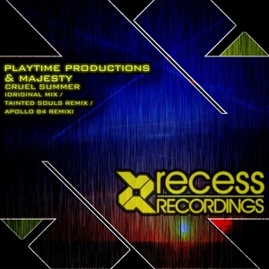 PLAYTIME PRODUCTIONS/MAJESTY - Cruel Summer