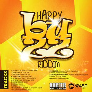 VARIOUS - Happy Buzz Riddim